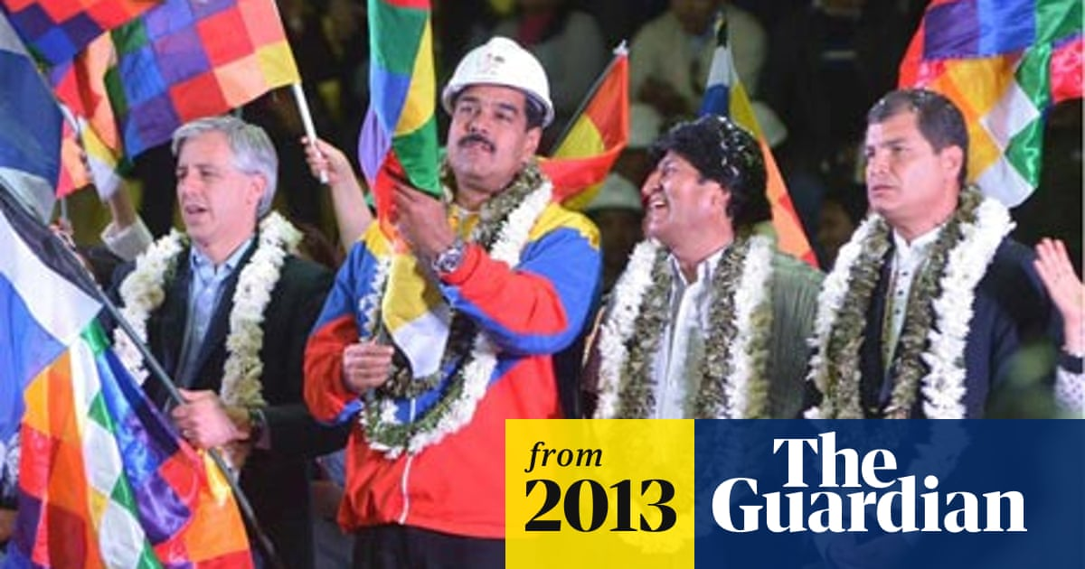 Evo Morales threatens to close US embassy in Bolivia as leaders