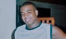 Azelle Rodney. shot dead by CO19 armed police