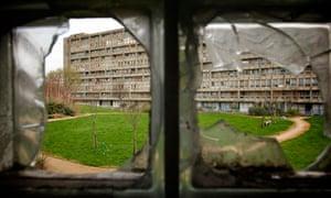 Buildings under threat of demolition