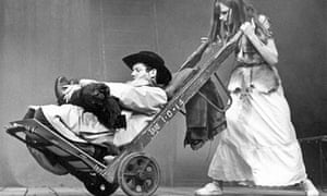 Snoo Wilson's The Glad Hand, staged at the Royal Court in 1978