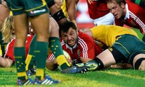 Australia v British & Irish Lions