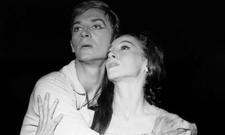 Milorad Miskovitch and Janine Charrat