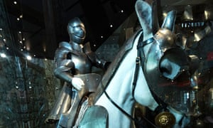 Tower of London's new Line of Kings exhibition