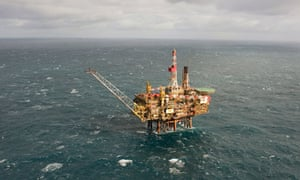 north sea leaks oil industry