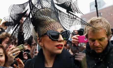 Lady Gaga at Harvard University