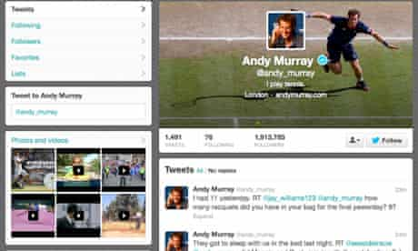 andy murray twitter