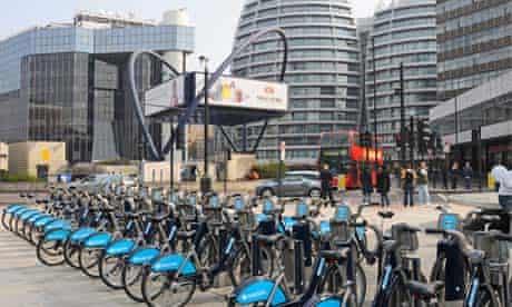 'Boris bikes'