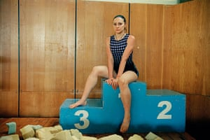 Fresh Faced and Wild Eyed: Anastasia Shpilko