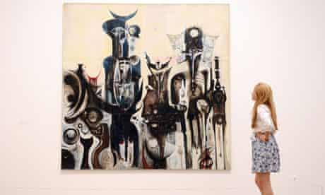 African art: Ibrahim el-Salahi