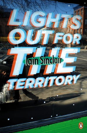 Penguin: Lights Out for the Territory by Iain Sinclair