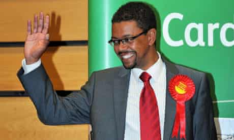 Vaughan Gething is the first black minister in the Welsh Assembly