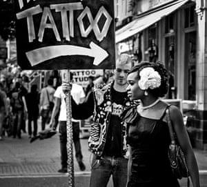 Zadie Smith: Grunge & Glamour