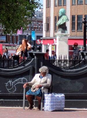 Zadie Smith: Nitty Gritty London city