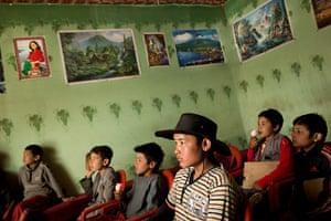 Silk Road Festival: A cinema in Bamiyan