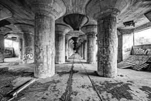 States of Decay: Grain Elevator, New York