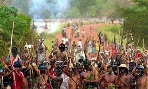 brazil indians