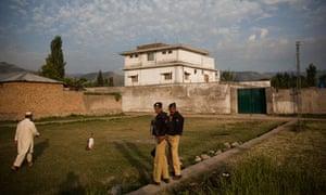 Osama Bin Laden Killed in Abbotabad