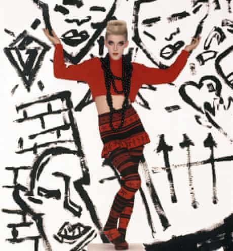 Bodymap, A/W 1984