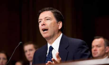 James Comey FBI Confirmation Hearing