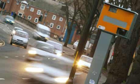 Drink-drive accidents in 2012