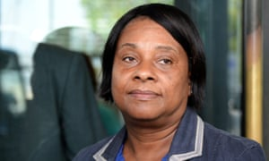 Doreen Lawrence - one of the new peers announced today.
