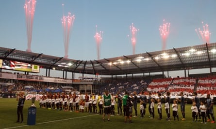 Roma vs MLS All-Stars