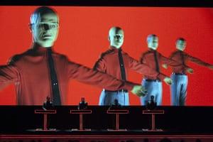 Partridge: Kraftwerk