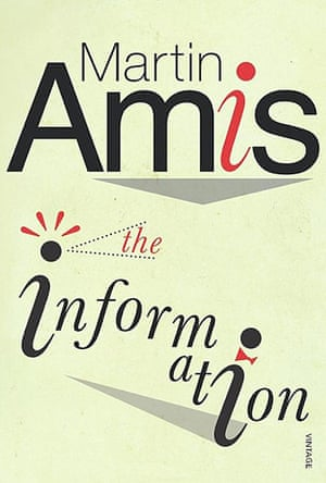 10 best: The Information by Martin Amis