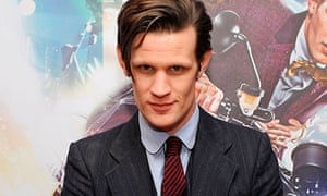 Matt Smith, who has played Doctor Who since 2010, will bow out in the Christmas special
