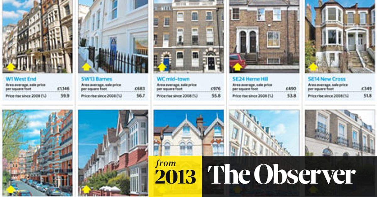 Property bubble drives up prices, forcing families to flee