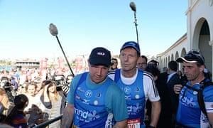 Tony Abbott City2Surf