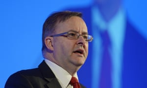 Anthony Albanese Attacks Murdoch S News Corp Over Labor Coverage Australia News The Guardian