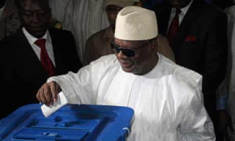 Mali presidential elections