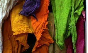 Clothing to dye for: the textile sector must confront water