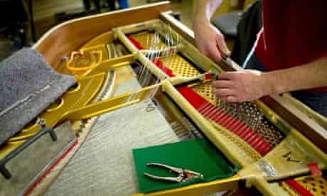 Piano Steinway private equity takeover