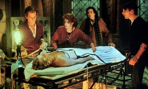 Still from the movie Flatliners