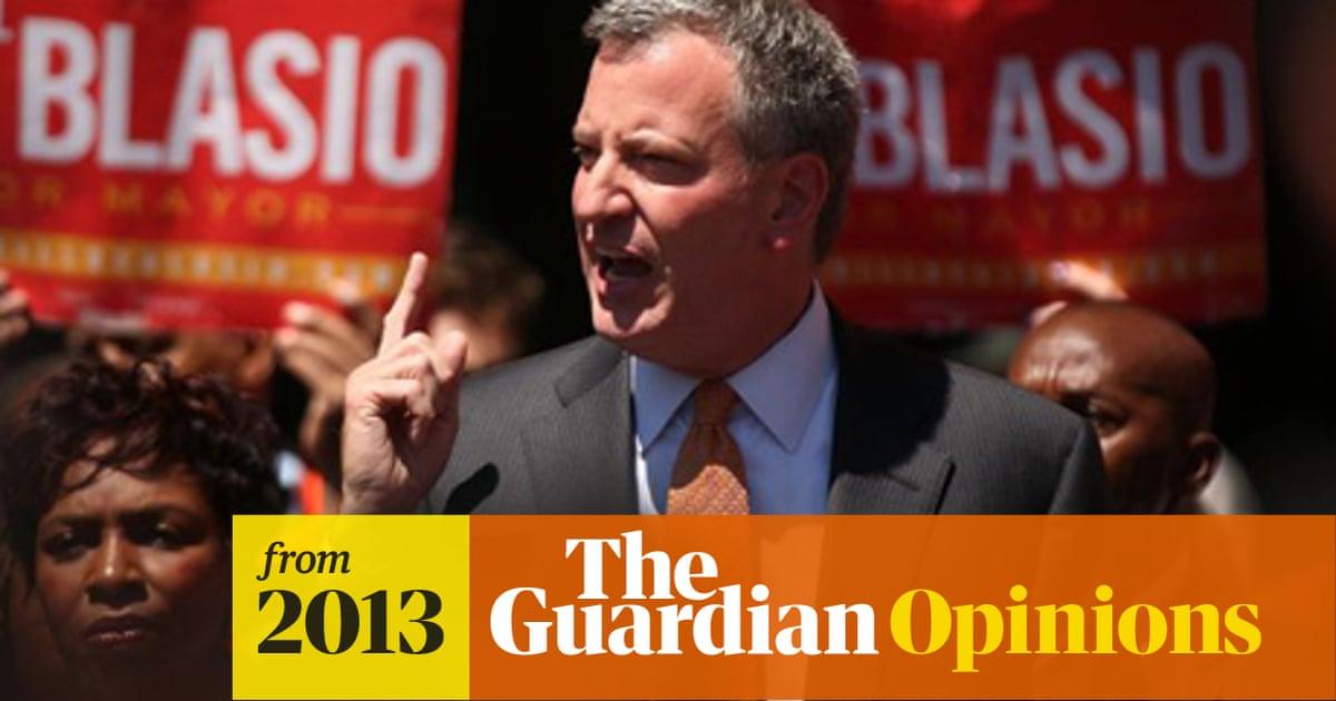 Bill de Blasio: harbinger of a new populist left in America | Tom Hayden