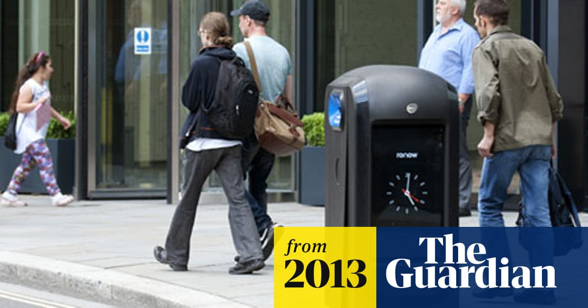 City of London Corporation wants 'spy bins' ditched | World news
