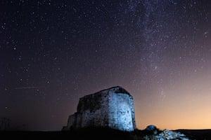 Perseids meteors: Potsurnentsi, Bulgaria