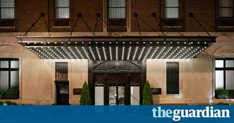 Top 10 hotels in chicago travel the guardian for Cheap luxury hotels chicago