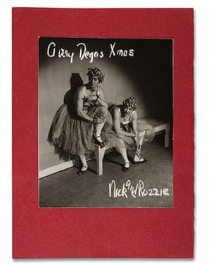 Frida Kahlo Snaps: Christmas card
