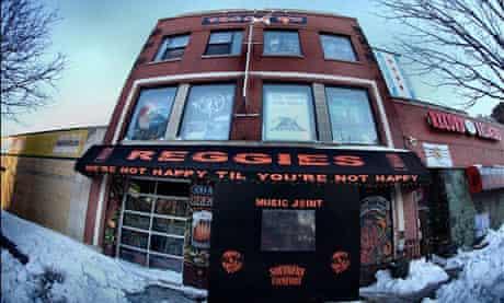 Reggies, Chicago