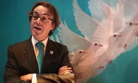 Jonathan Mills, departing director of the Edinburgh festival