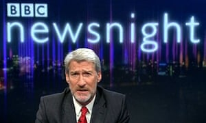 Jeremy Paxman, Newsnight 12/8/13