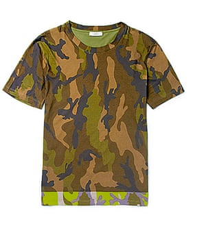 1bf6bccf Men's printed T-shirts: the wish list – in pictures | Life and style ...