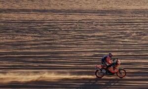 Chile's Carlo De Gavardo rides 03 Januar