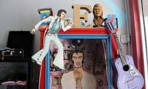 Elvis Shrine, Goner Records