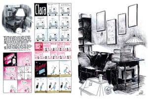 Chris Ware - Sketchbooks: Illustrators sketchbooks