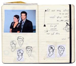 Rutu Modan Sketchbook : Illustrators sketchbooks