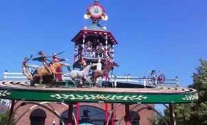 Derby Clock, Louisville